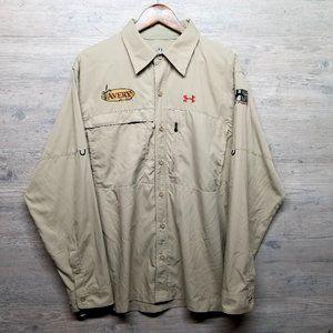 Under Armour Fishing Shirt. Brand New! Lightweight